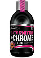 Карнитин L-CARNITINE 35000+ CHROME 500 мл