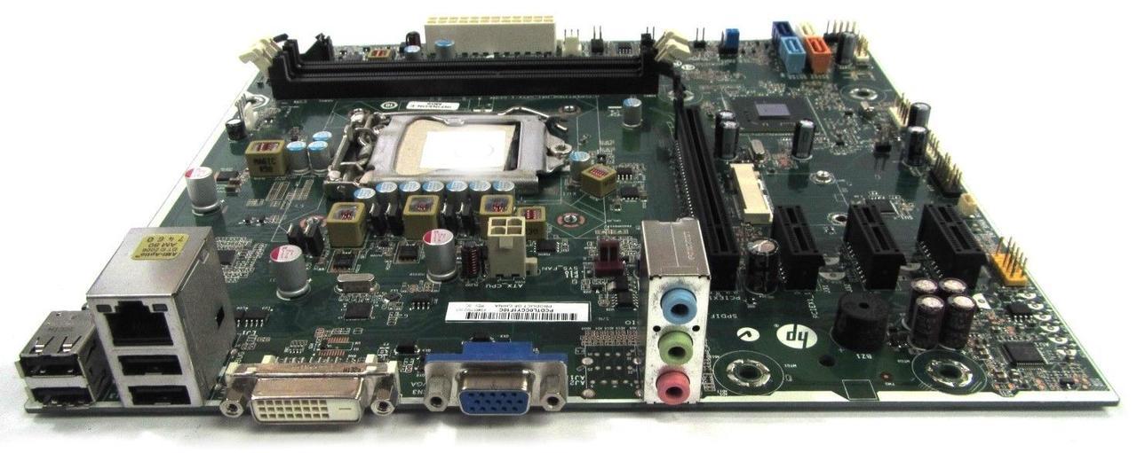 Материнская плата HP 657002-001 + G530 box