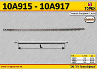Полотно по сырому дереву для лучковой пилы L-530мм,  TOPEX  10A915