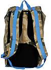 "Рюкзак для ноутбука 15,6"" Paso CM-192B камуфляж/блакитний 25 л, фото 2"