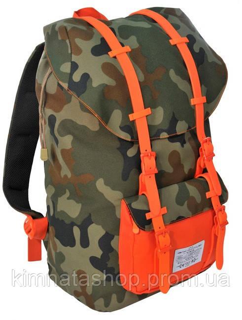 """Молодежный рюкзак для ноутбука 15,6"""", Paso CM-190B 25 л"""