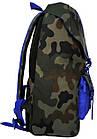 """Молодежный рюкзак для ноутбука 15,6"""", Paso CM-190A 25 л, фото 2"""
