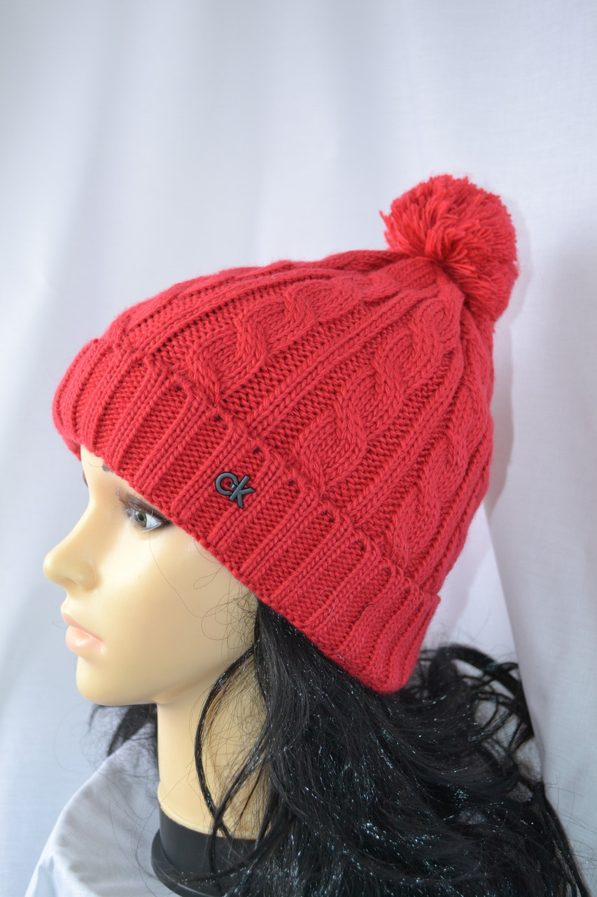 4edb2f69c9e4 Шапка женская Calvin Klein : продажа, цена в Хмельницком. шапки от