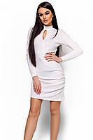 S, M   Коротке біле вечірнє плаття Laretty