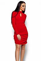 S, M   Коротке червоне вечірнє плаття Laretty
