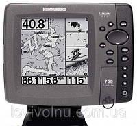 Эхолот HUMMINBIRD 768x Combo Fishfinder
