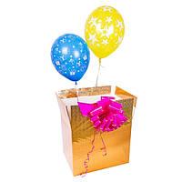 Коробка с воздушными шарами в Днепре