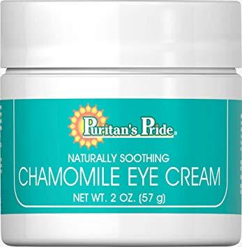 Puritan's Pride Chamomile Soothing Eye Cream 2 oz.