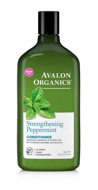 Кондиционер укрепляющий «Мята» *Avalon Organics (США)*