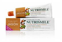 Зубная паста для защиты эмали «Nutrismile Enamel Defense» * Jason (США) *