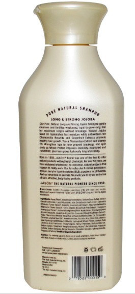 Набор Шампунь & Кондиционер стимулирующие рост волос «Жожоба» * Jason (США) *
