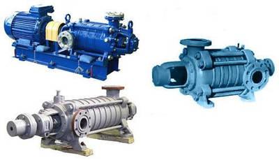 Насосы ЦНСг 13- ЦНСг 38- ЦНСг 60- секционные центробежные для воды