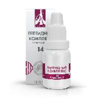 ПК-14 (н) Пептидный комплекс для вен