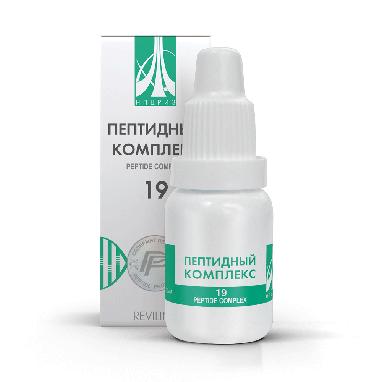 ПК-19 (н) Пептидный комплекс для метеозависимых и кардио.больных