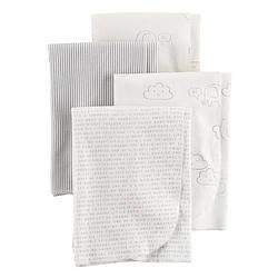 Комплект пеленка фланель ТМ Carters (Картерс)  76*101см