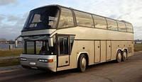 Стекло автобуса лобовое Neoplan 117