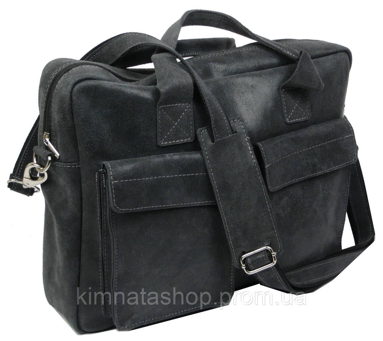 Cумка-портфель из натуральной кожи A-art TSL17-1
