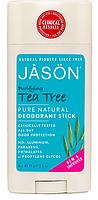 Дезодорант антиперспирант стик «Чайное Дерево» *Jason (Канада)*, фото 1