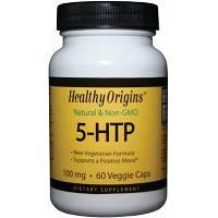 5-HTP (триптофан) 100 мг  60 капс  Антидепрессанты снотворное  антистресс Healthy Origins