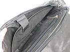 Кожаная сумка c клапаном  Always Wild 2207-001 черная, фото 10