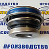 Торцевое уплотнение крыльчатки водяного насоса (помпа) Д-260 фибра-грибок (17*35 мм) МТЗ-1221 / КамАЗ Евро - Фото