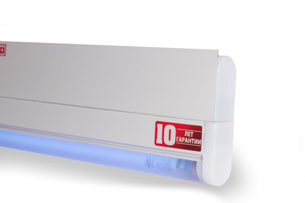 Лампа бактерицидная экранированная ЛБК - 300 Е безозоновая Праймед