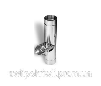 Водосточная система Zambelli, Клапан трубы, фото 2