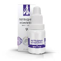 ПК-09 (н) Пептидный комплекс для мужской половой системы