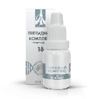 ПК-18 (н) Пептидний комплекс для слухового аналізатора