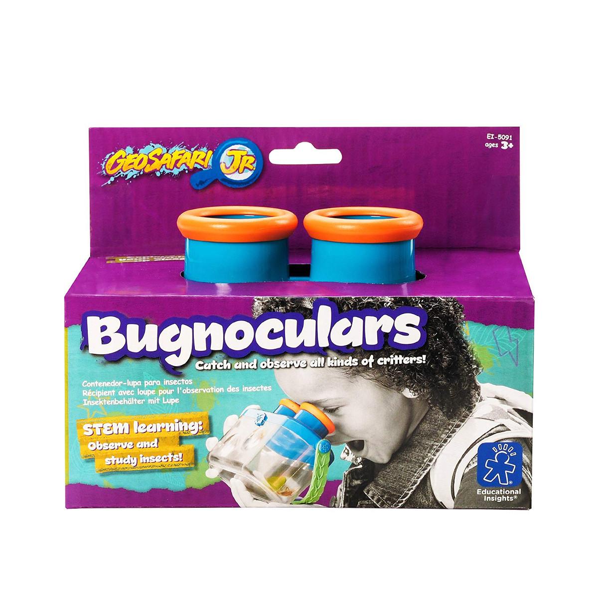 Развивающая игрушка-бинокль МИР НАСЕКОМЫХ Educational Insights EI-5091, фото 1