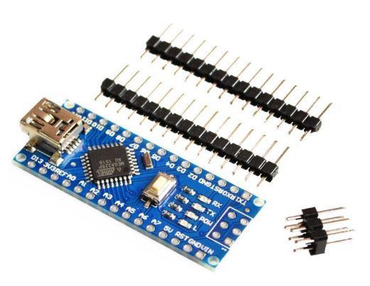 Arduino Nano v3.0 на процессоре ATMEGA328P