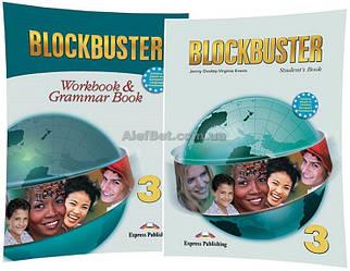 Английский язык / Blockbuster / Student's Book+Workbook. Учебник+Тетрадь (комплект), 3 / Exspress Publishing