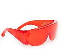 Очки Озон VITA красные для лазера (ZO-0002 )