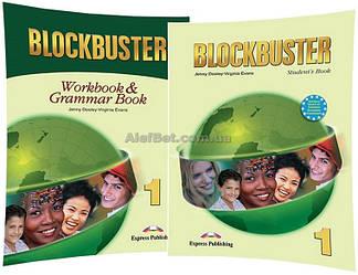 Английский язык / Blockbuster / Student's Book+Workbook. Учебник+Тетрадь (комплект), 1 / Exspress Publishing