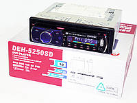 Автомагнитола пионер Pioneer DEH-5250SD DVD USB+SD, фото 2