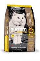 Корм Nutram T24 Total Grain-Free беззерновой корм для кошек ЛОСОСЬ и ФОРЕЛЬ, 1,13 кг, фото 2