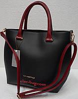 Женская сумка из эко кожи классическая