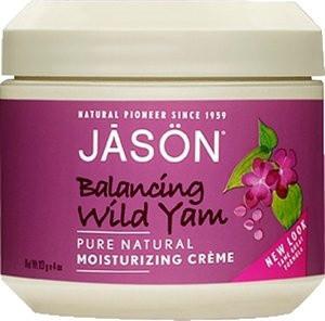 Омолаживающий увлажняющий крем для лица «Дикий Ямс» (в период менопаузы) *Jason (США)*