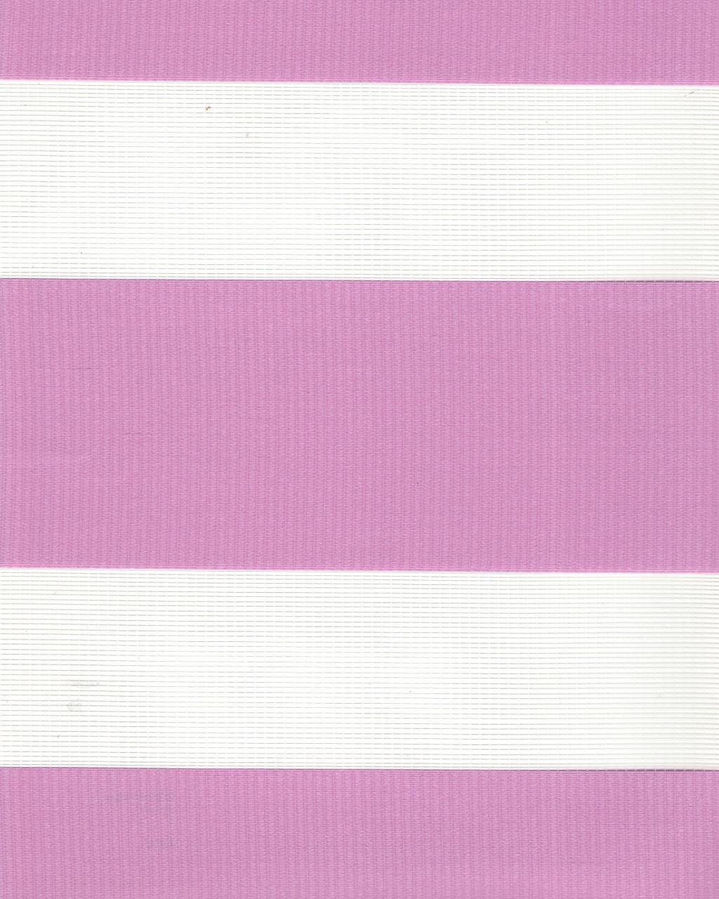 Тканевая ролета открытая система День-Ночь Олимпос 2096 сиреневый, 40*170 см
