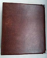 Подарочный альбом для монет/банкнот с метал. уголками  Гранд Роял 243 ячейки, фото 1