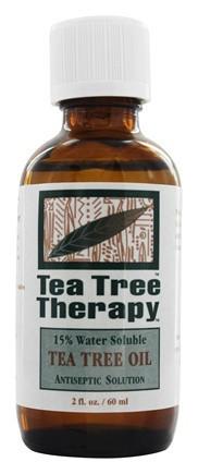 Эфирное масло (15% водный раствор) чайного дерева * Tea Tree Therapy (США) *