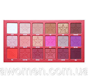 Тени для глаз Jeffree Star Blood Sugar