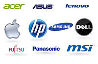 Ремонт ноутбуков Asus, Acer, HP, Lenovo, Samsung, Dell, MSI, Apple, Fujitsu, Panasonic в Киеве