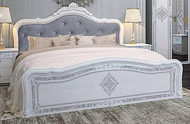 Кровать Луиза Люкс 160х200 без каркаса Миро-Марк