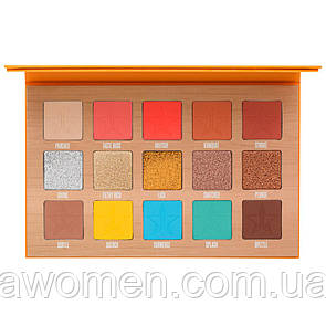 Тени для глаз Jeffree Star Thirsty palette