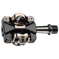 Педаль  EXUSTAR PM216 MTB Al ось Cr-Mo., (Размер: 62х80мм. ) черные
