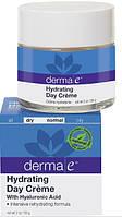 Увлажняющий дневной крем с гиалуроновой кислотой *Derma E (США)*, фото 1