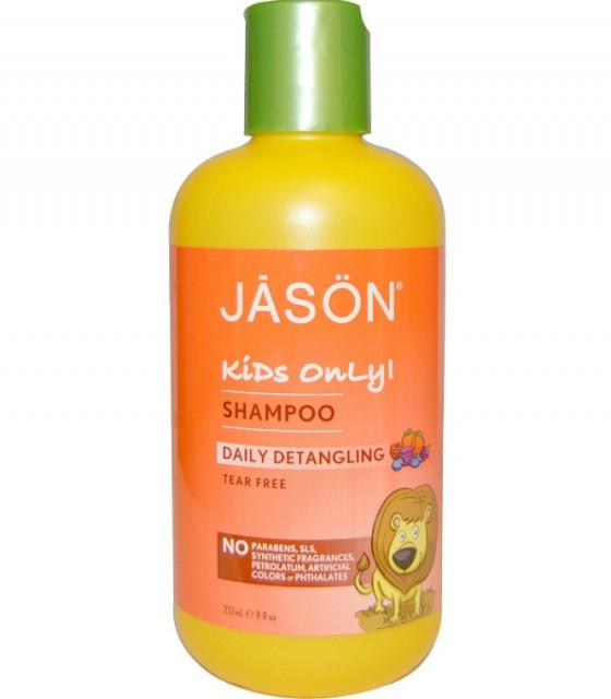 Дитячий щоденний шампунь проти сплутування волосся * Jason (США)*