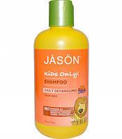 Детский ежедневный шампунь против спутывания волос * Jason (США)*