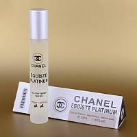 Парфюмерия мужская Chanel Egoiste Platinum в ручке с феромонами 35мл (треугольник)